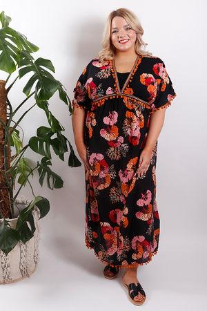 Rio Pom Pom Dress