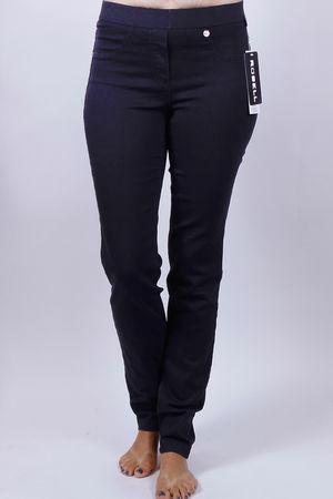 Robell Rose Black Trousers