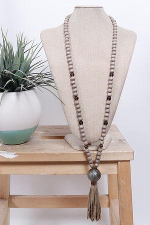 Sahara Dongle Necklace