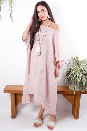 The Sahara Dress Blush