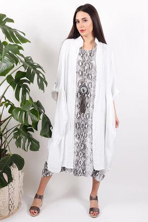 Sahara Jacket White