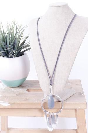 Savannah Dreamcatcher Necklace