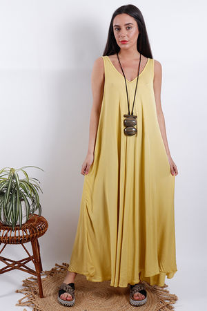 Savannah Maxi Dress Sunrise