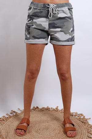 Seven Nations Camo Shorts