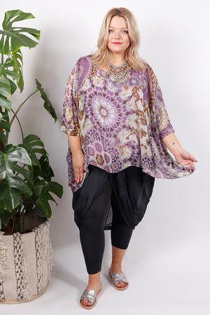 Silk Road Kaleidoscope Lilac