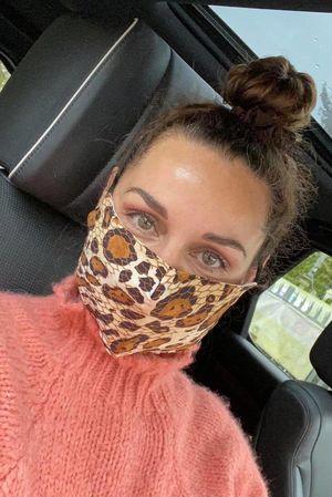 Snake Mask Natural