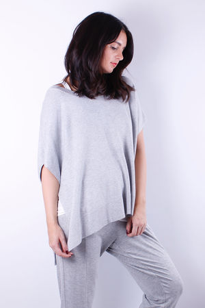 Soyaconcept Dollie Light Grey Knit