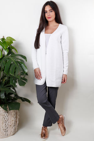 Soyaconcept Fie Long Textured Jacket