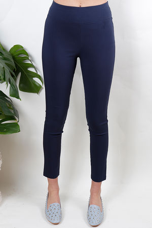 Soyaconcept Lilly Stretch Pull On Pant Midnight