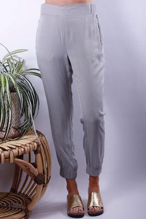 Soyaconcept Maira Cuff & Pocket Pants Light Khaki