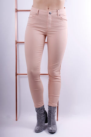 Soyaconcept Shadi Power Stretch Pants Pale Apricot