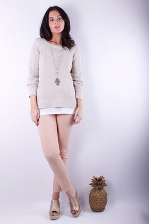 Soyaconcept Signe Pepple Knit