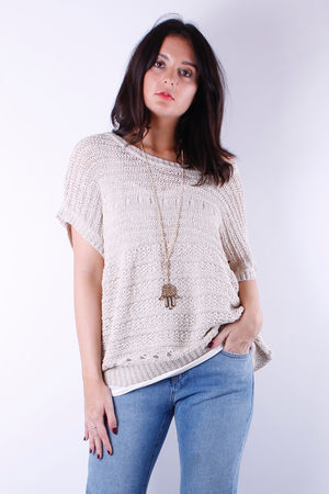 Soyaconcept Signe Pepple Loop Knit
