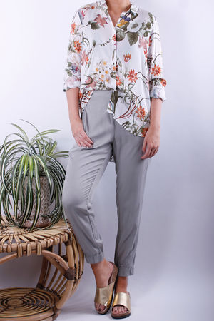 Soyaconcept Tamra Two Botanical Shirt