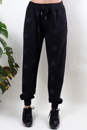 Star Jogger Pants Black