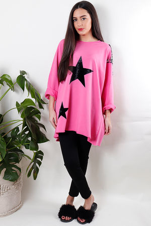 Star Shoulder Sweat Lipstick