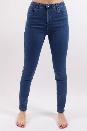 Stretch Denim Skinny Jeans