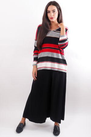 Stripe Block Knit