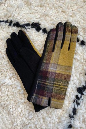 Super Scotch Wool & Seudette Gloves