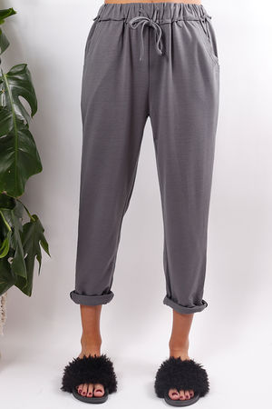 Super Soft Jogger Pants Slate