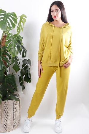 Super Soft Luxury Loungewear Set Sulphur