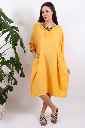 Tangiers Cocoon Dress Mango