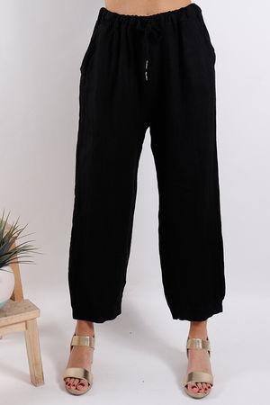 Tangiers Wide Leg Pant Black
