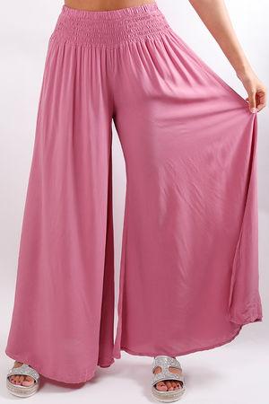 Tencel Pant Dusky Pink