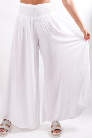 Tencel Pant White