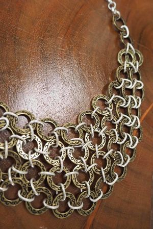 The Armour Necklace Mixed