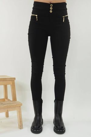 The Benga Pant Black