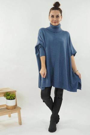 The Classic Blanket Knit Denim