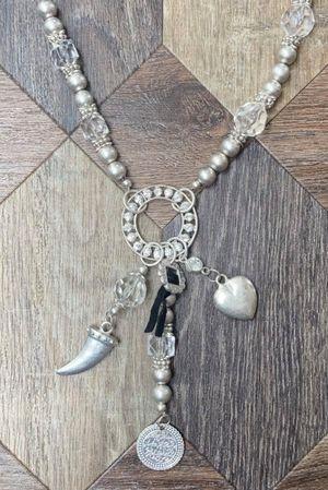 The Colorado Necklace Silver