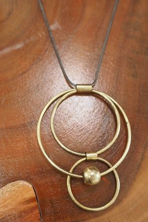 The Gravity Necklace