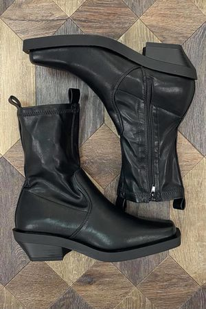 The Maison Western Boot