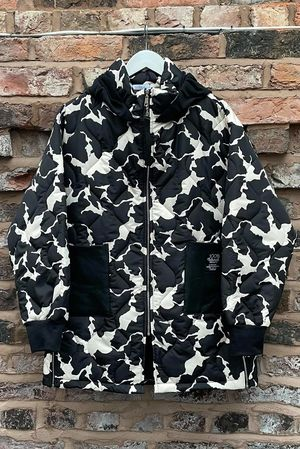 The Mercer Global Mono Coat