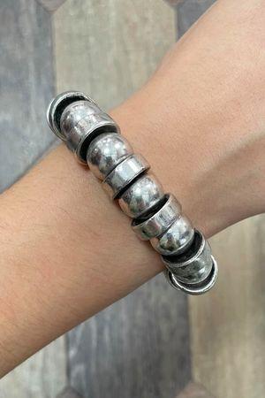 The Saturn Bracelet Silver