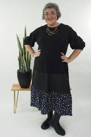 The Soho Leopard Dress