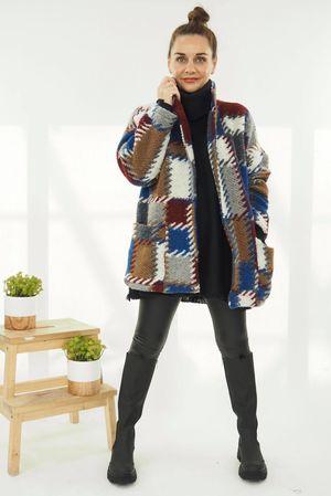 The Stitch Patch Jacket