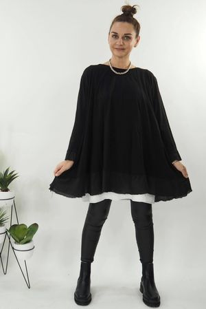 The Swing Out Sister Top Black