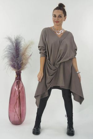 The Vivienne Top Earth