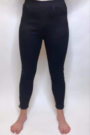 The 7th Heaven Power Stretch Jeans Black