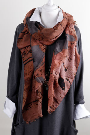 The Abstract Scarf