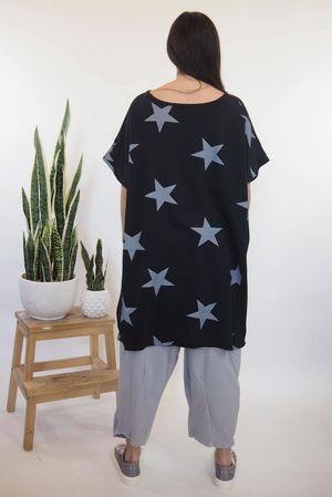 The All Star Hi Lo Black