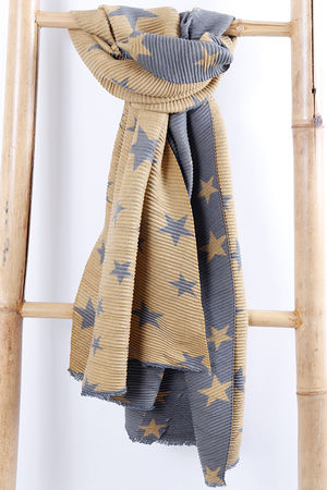 The All Star Scarf Mustard