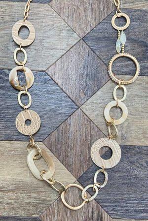The Artemis Necklace Neutrals