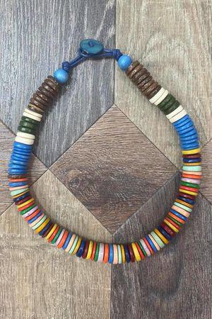The Aztec Necklace Multi