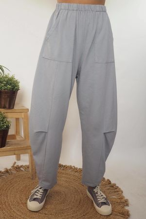 The Baby Cocoon Relaxed Sweat Pant Dove