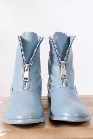 The Barbarella Boot Denim