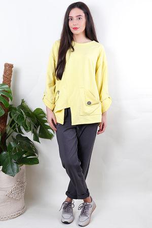 The Benji B Sunshine Yellow